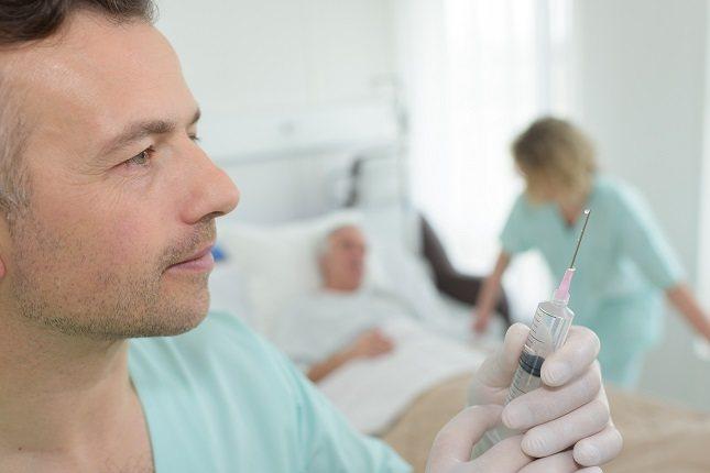 El uso de este medicamento también puede causar problemas respiratorios