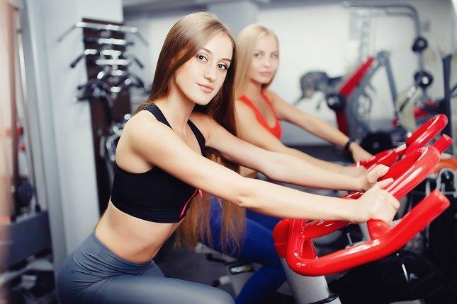 La velocidad de pedaleo determina la quema de calorías