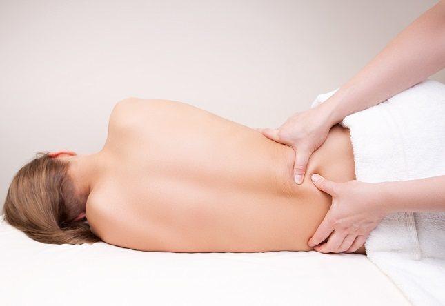 Si tu objetivo es perder peso, los masajes no son una opción para ti en absoluto
