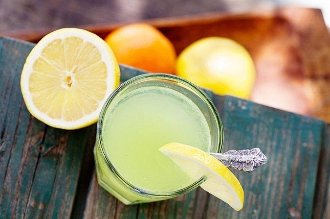 Los zumos de naranja son ricos en ácidos, azúcares y especias