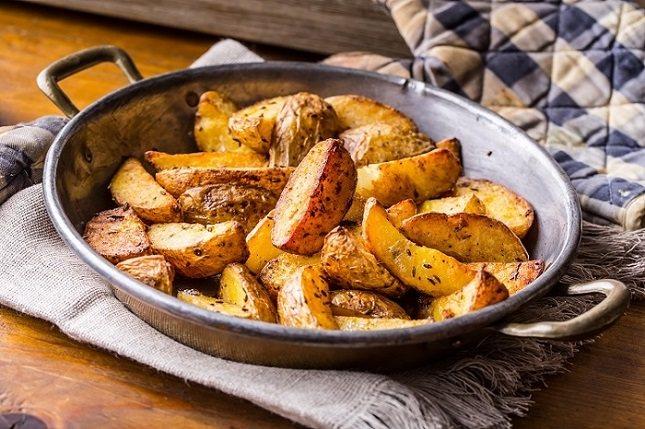 Las patatas tienen más que ofrecer de lo que la mayoría de la gente espera