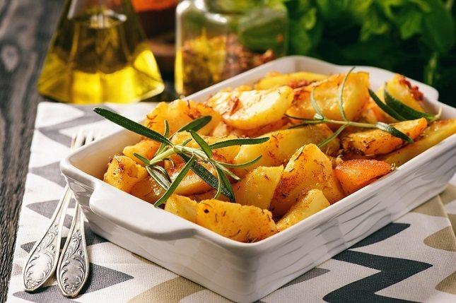 Las patatas a menudo tienen mala reputación por hacer que las personas aumenten de peso