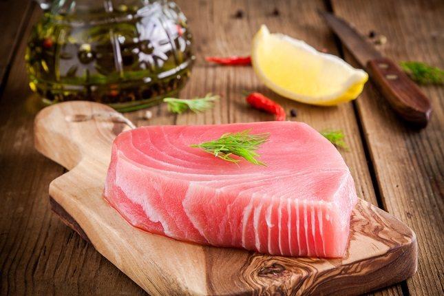 El atún rojo también tiene niveles elevados