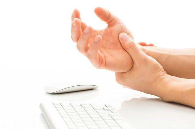Las lesiones por uso excesivo representan casi el 30% de todas las lesiones.