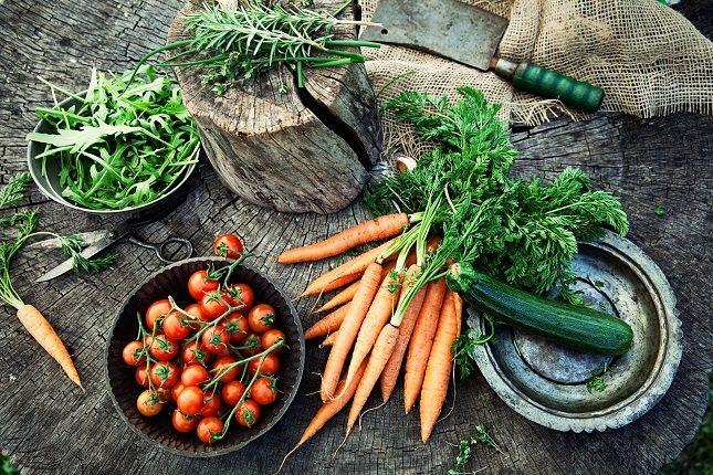 Puedes añadir una opción adicional de frutas y verduras en tu día