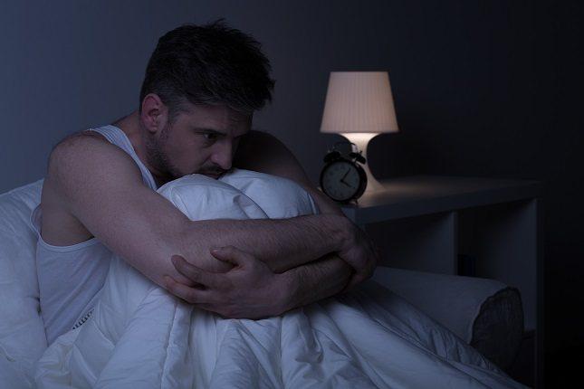 Cuando no duermes irás más lento