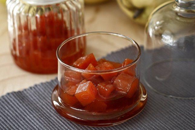 El membrillo contiene más de 6 gramos de fibra por cada 100 gramos de fruta