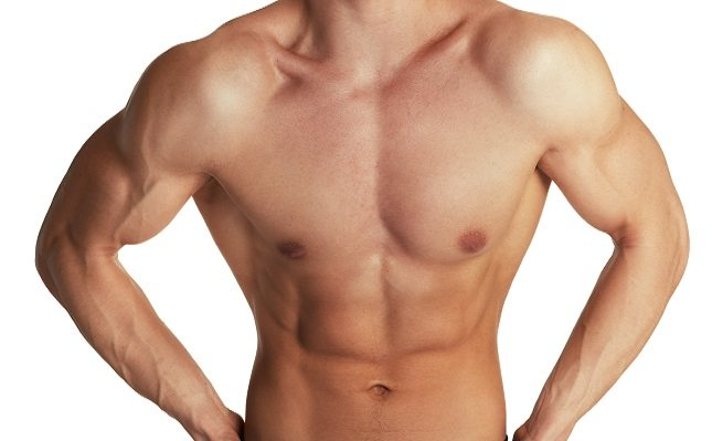 Haz flexiones para trabajar todos los músculos principales del pecho