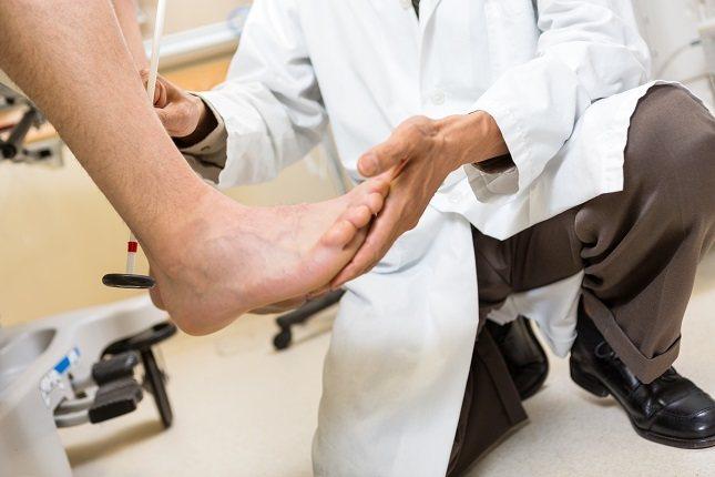 El síndrome de Haglund es una afección inflamatoria que afecta al talón