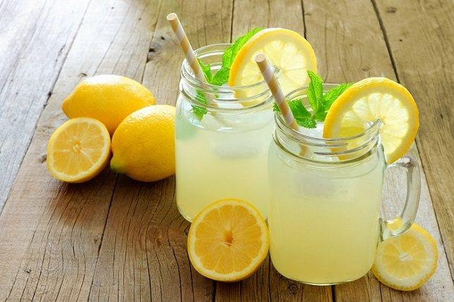 La limonada es una bebida que puedes tomar todos los días