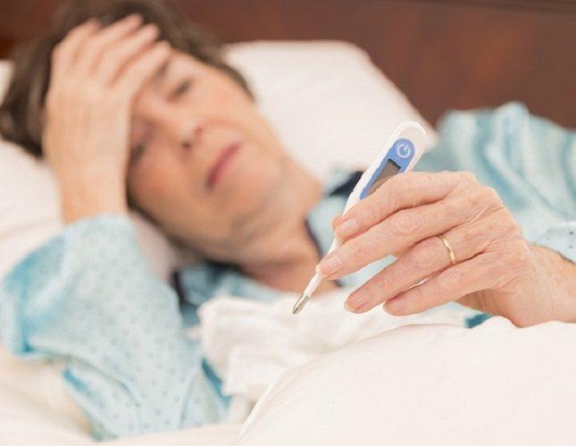 La fiebre neutropénica es cuando el paciente tiene una temperatura oral mayor a 38ºC
