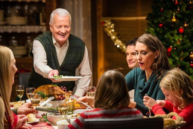 Pero cenar rico en Nochebuena, no debe estar reñido con cenar saludable