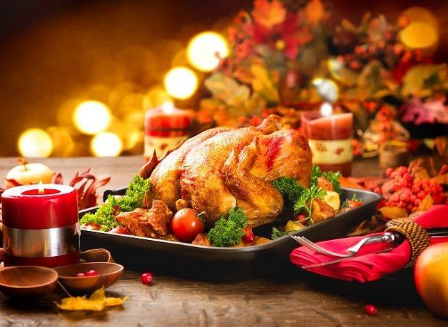 Con un menú saludable y sabroso puedes sorprender a tus invitados