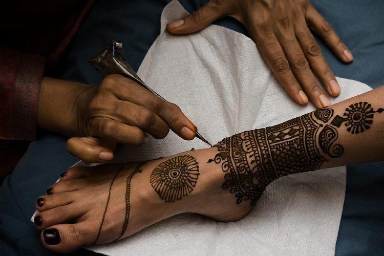 Tatuajes Temporales De Henna Entrañan Riesgos Para La Salud