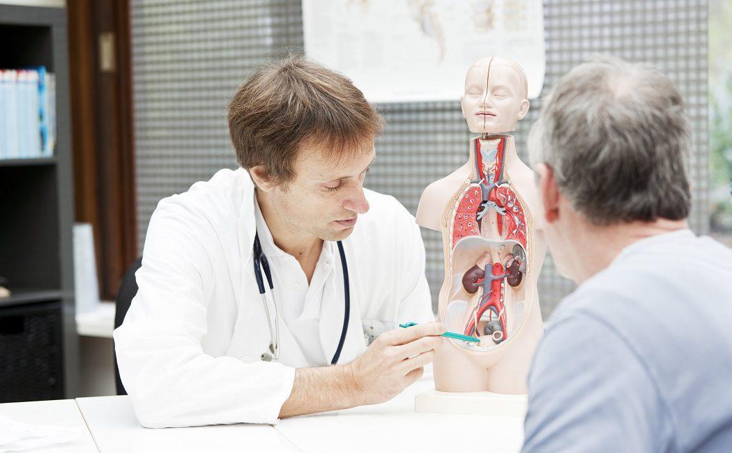 muerte por prostatitis bacteriana