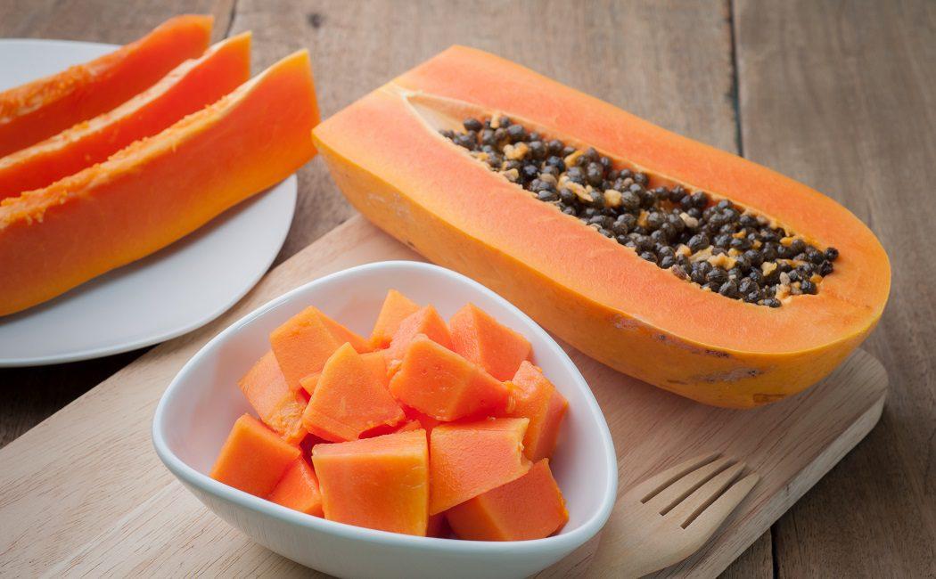 papaya beneficios para la salud diabetes