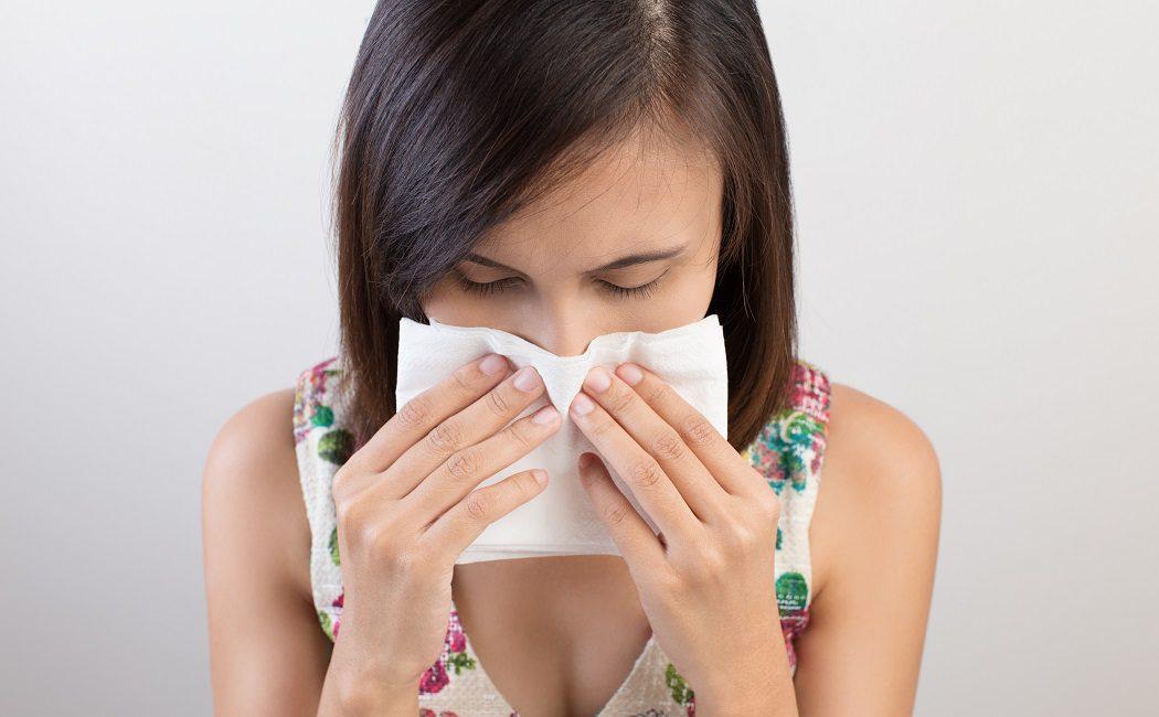 ¿Cuánto dura la congestión debido a las alergias?
