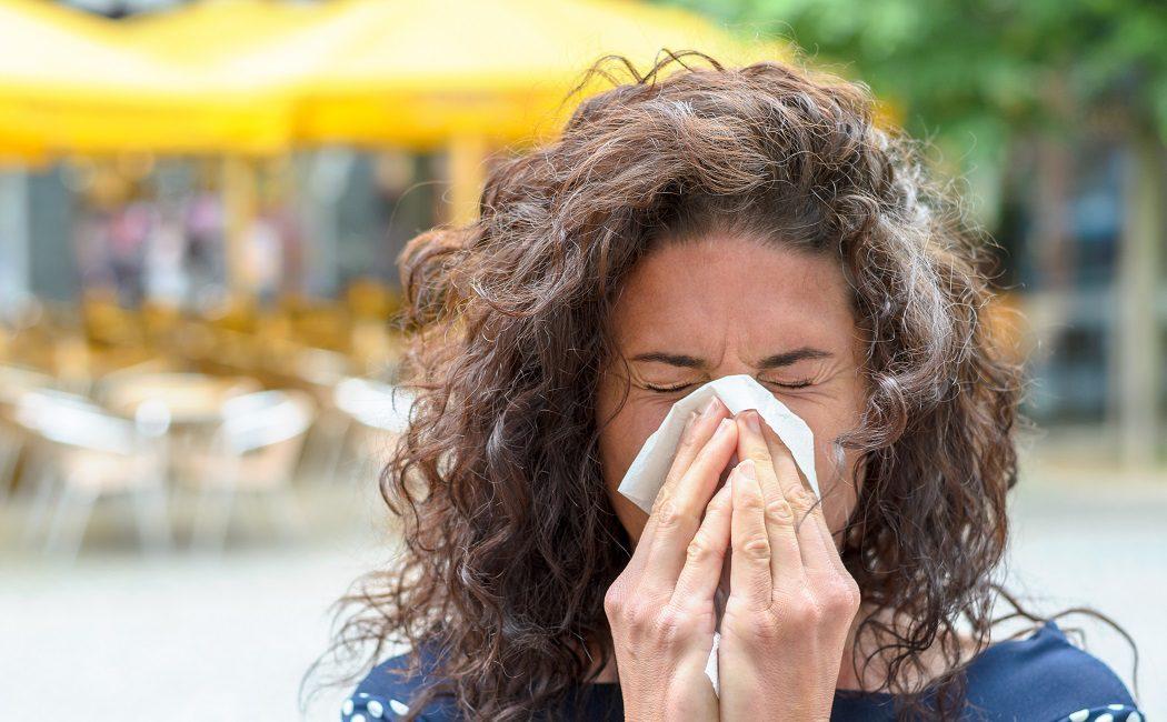 ¿La alergia afecta la presión arterial?