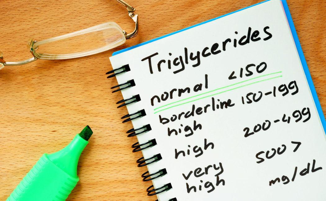 Causas y consecuencias de los trigliceridos altos