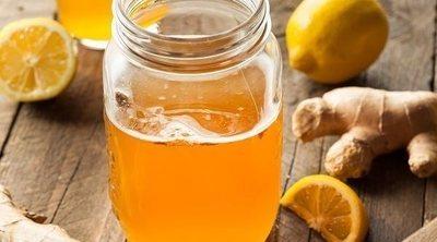 4 bebidas naturales para acelerar el metabolismo