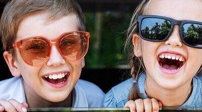 Por qué deben llevar los niños gafas de sol en verano