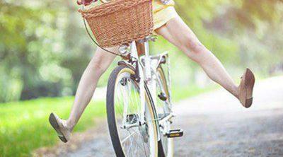 Montar en bicicleta: los beneficios de dar pedales