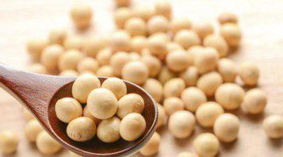Soja y otros alimentos con fitoestrógenos para los efectos de la menopausia