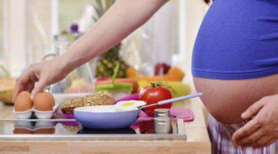 9 alimentos que deberías tomar en tu embarazo