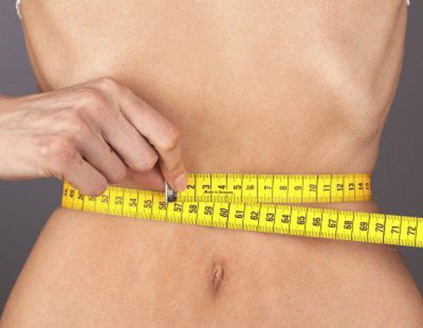 Cuando se empieza a notar perdida de peso repentinar
