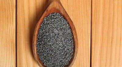 Qué beneficios tienen las semillas de amapola para la salud