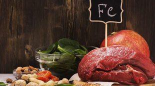 Por qué tienes que incluir alimentos ricos en hierro a tu alimentación
