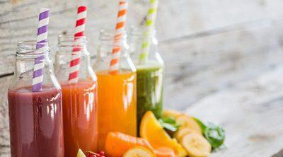 6 razones para tomar batidos de frutas