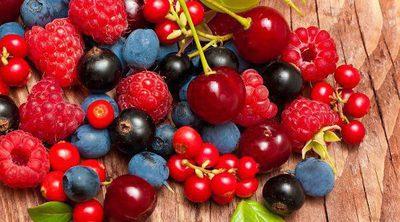 Descubre los beneficios de los frutos rojos