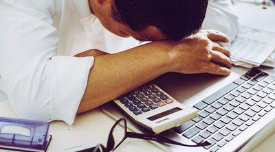 Cómo salir de una depresión laboral