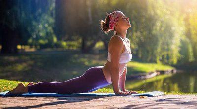 El yoga reduce la depresión