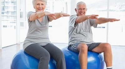 Ideas de ejercicios para personas mayores
