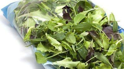 Las ensaladas de bolsa, ¿son buenas o malas para tu salud?