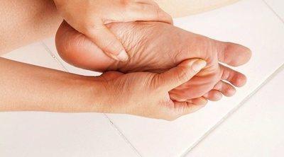 Calma el dolor de pies en 15 minutos
