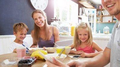 Cómo debe ser la dieta de los niños y adolescentes