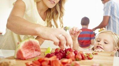 Cómo ayudar a tu hijo a tener una alimentación saludable