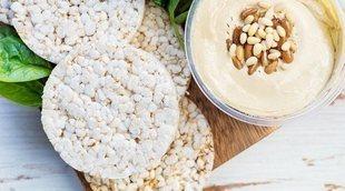 Las tortitas de arroz, ¿son una buena opción para alimentarte?