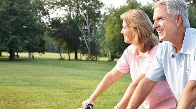 Cuánto ejercicio moderado o vigoroso necesitas si tienes más de 65 años