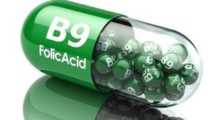 ¿Es lo mismo el ácido fólico que el folato?