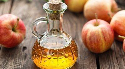 El vinagre de sidra de manzana puede ayudarte a perder peso