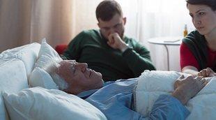 Cómo lidiar con el dolor cuando sabes que un ser querido se está muriendo