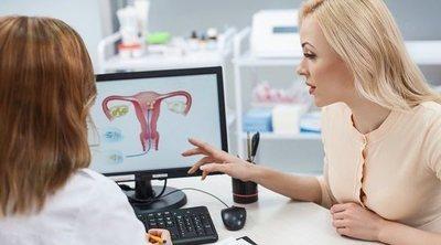 El útero bicorne o útero en forma de corazón