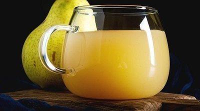 Propiedades para tu salud del zumo de pera