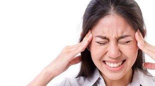 ¿Sientes un fuerte dolor en la frente?