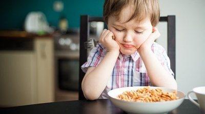 Neofobia: cuando los nuevos alimentos no son una opción