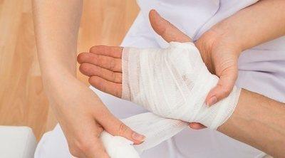 Tipos de cicatrización de una herida